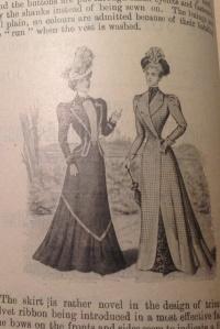 Ladies Taylor 1898
