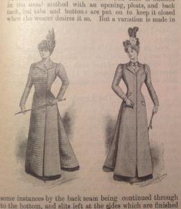 British Costumes 1898